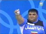 Haltéro jeux olympiques Athènes 2004 +105kg homme part 2