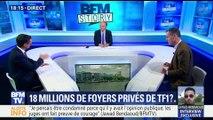 18 millions de foyers risquent de ne plus pouvoir regarder TF1