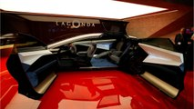 Aston Martin Revives The Lagonda