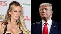 """Stormy Daniels Suing Donald Trump Over Unsigned """"Hush Agreement"""" 