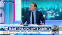 """Sébastien Chenu dénonce la """"guerre psychologique menée chaque jour contre Marine Le Pen"""""""