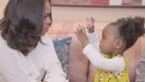 Parker Curry, 2, sits down for adorable interview after meeting Michelle Obama