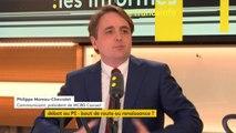 """Débat PS : """"Il n'y a plus d'intérêt autour du débat des candidats du Parti socialiste, car il n'y a plus d'intérêt politique du PS pour les Français"""", estime Philippe Moreau-Chevrolet #lesinformés"""
