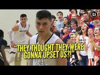 Tyler Herro 45 Point Triple Double! Trash Talkers Can't Stop Kentucky Commit!