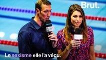 Interview Brut : Laury Thilleman, ancienne Miss France devenue journaliste sportive.