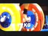 Haltéro jeux olympiques Athènes 2004 +105kg homme part 4