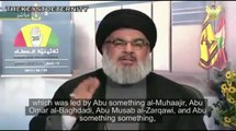 Hezbollah Leader Hassan Nasrallah on 'who created Daesh (ISIS)'