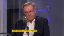 """Front national : """"Celui qui veut réussir en politique doit apporter des mots de protection et rendre fier les Français de ce qu'ils sont (...) je ne suis pas sûr que Marine Le Pen les rende fiers"""" explique Philippe Langenieux-Villard #TEP"""