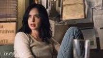 "Krysten Ritter Discusses How 'Jessica Jones' Season 2 Has ""Intense"" Depiction of #MeToo Movement | THR News"