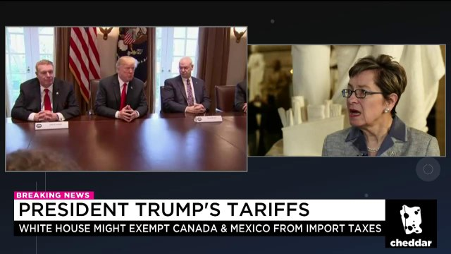 Rep. Kaptur (D-OH): Tailored, Targeted Tariffs Could Be Good For U.S.