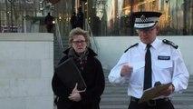 """Londres: l'ex-espion visé par """"une tentative de meurtre"""""""
