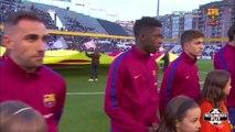 Barcelona vs Espanyol 0-0 (4-2) Resumen y PENALES SuperCopa Catalunya 07/03/2018