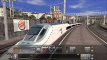 Madrid Puerta de Atocha + Renfe AVE S-102 - Railworks Train Simulator 2016