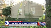 10-Year-Old Shot Twice in Her Sleep After Dozens of Bullets Fired at Tennessee Home