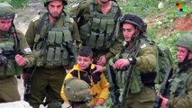 Palestine: Israeli Soldiers Forced Child to Identify Stone Throwers