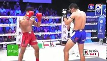 Thol Makara vs Fanimith(thai), Khmer Boxing TV5 03 March 2018, Kun Khmer vs Muay Thai