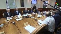 Palestine: Israeli-Palestine Peace Talks Off The Table