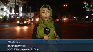 Palestine Israeli Man Crossed Into Gaza Settlement