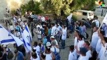 Palestine: Ultranationalist Israelis Celebrate Occupation of Jerusalem