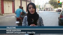 Palestine: Once Again, Israel Violates the Cease-Fire with Palestine