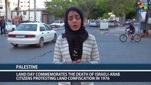 Palestine: Land Day Commemorations