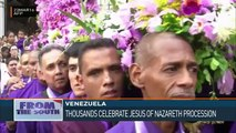 From the South: teleSur's Daily News for the Web With Coddy Weddle