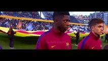 Ousmane Dembélé vs RCD Espanyol (7_3_18) HD (Catalunya Supercopa)