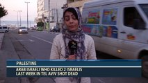 Arab Israeli Who Killed 3 Israelis Last Week in Tel Aviv Shot Dead