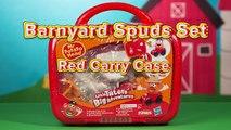Mr. Potato Head Little Taters Big Adventures Barnyard Spud Set Toy Video