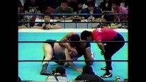 Tatsumi Fujinami/Osamu Kido vs Riki Choshu/Kengo Kimura (New Japan August 23rd, 1997)