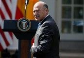 White House economic adviser Gary Cohn resigns