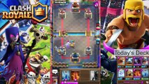 CLASH ROYALE GAMEPLAY   Account Level 11   Not Max level cards   Trophy Pushing 4000+ Trophies   Clash Ansh_YT