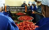 Burkina Faso : La purée de tomate qui change des vies