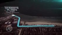 Tirreno Adriatico 2018: Stage 7 - Planimetry