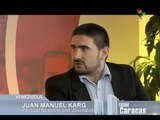 Interviews from Caracas – Argentina's Presidential Elections