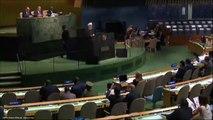 UN Speeches: Iranian President Hassan Rouhani