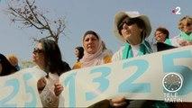 Sans frontières - Jérusalem: Les « femmes pour la paix »