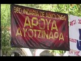 Mexico Marks 9th Month Anniversary of Ayotzinapa Events