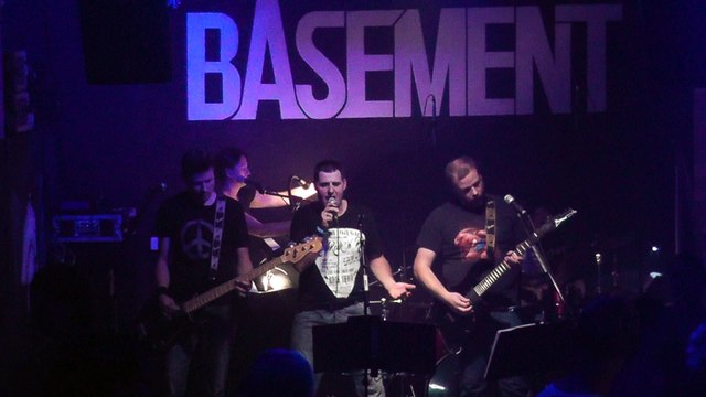 The LAW - When I come around (by Green Day) - Basement Großmehring 09/2017