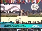 El Salvador: Sanchez Celebrates 1st Anniversary as President