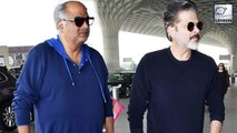 Boney Kapoor Leaves With Family For Haridwar To pray For Sridevi's Departed soul