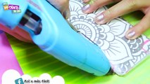 DIY ★ Hot Glue Phone Case ★ Step by Step Easy DIY Crafts