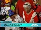 Venezuela: Petition to Obama now at 5 million signatures