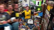 Howleen Wolf Geek Shriek (Хоулин Вульф Крик Гиков) Monster High Обзор и РаспаковкаReview CGG95