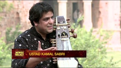 Interview with Sarangi Maestro USTAD KAMAL SABRI (Part 3) | NewsX Select