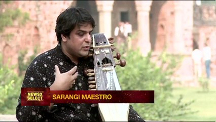 Interview with Sarangi Maestro USTAD KAMAL SABRI (Part 1) | NewsX Select