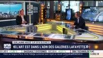 """Les Galeries Lafayette ouvrent leur fondation d'art contemporain """"Lafayette Anticipations"""" - 08/03"""