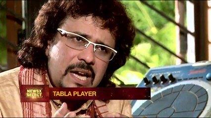 Interview with Indian Classical Tabla Player BICKRAM GHOSH (Part 3) | NewsX Select