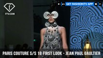 Paris Couture Fashion Week Spring/Summer 2018 - First Look - Jean Paul Gaultier | FashionTV | FTV