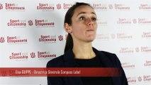 Colloque Femmes et Sport: à quand l'égalité ? - Elsa Guippe